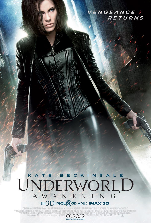 Underworld 4 - Poster